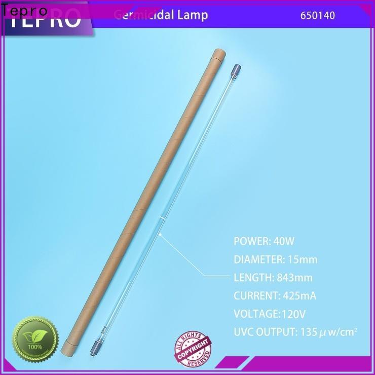 Latest uva uvb fluorescent tubes gph405t5l supply for plants