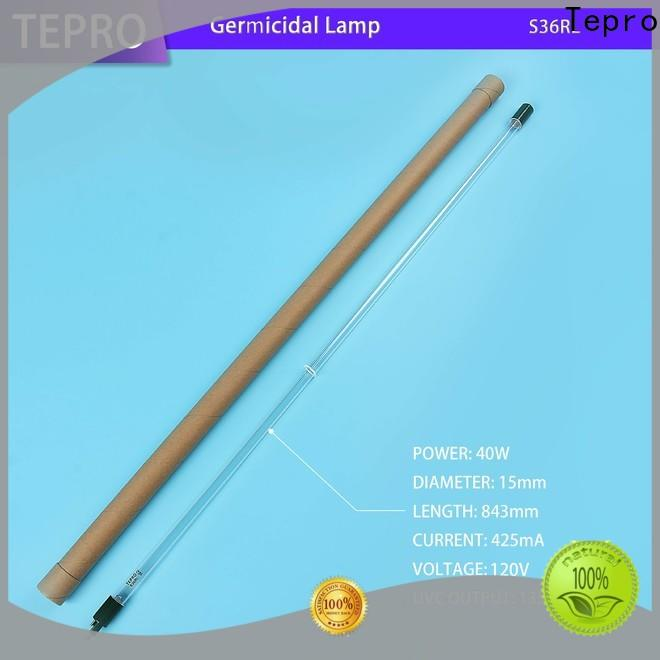 Tepro air uvb tubes for reptiles manufacturers for aquarium