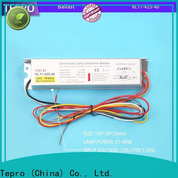 Latest electronic ballast for uv lamp quality factory for fish tank
