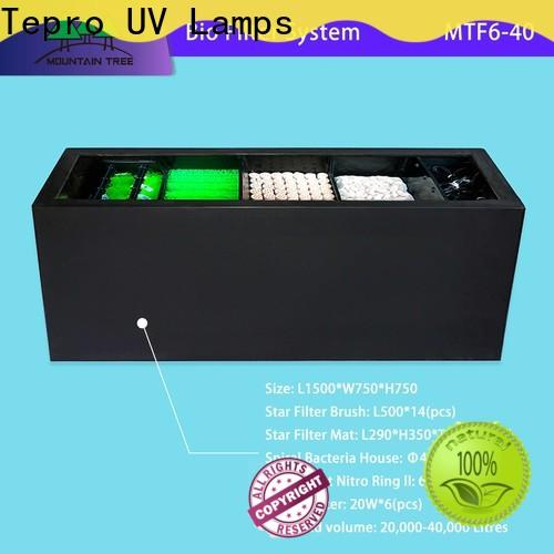 Tepro Top aquarium filter for business for pools