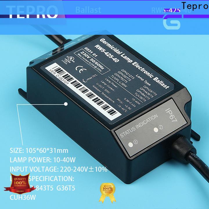 Tepro Custom light ballast manufacturers for factory