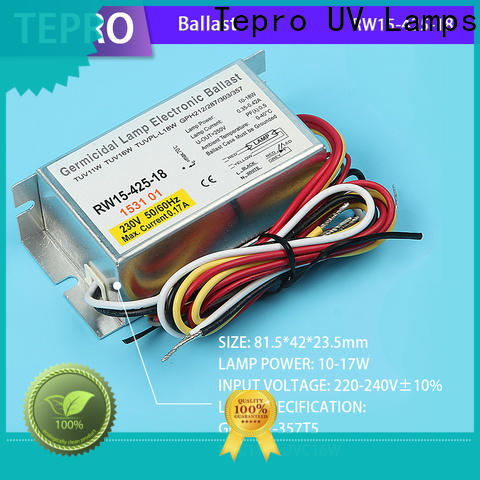 Tepro High-quality germicidal lamp electronic ballast for business for fish tank