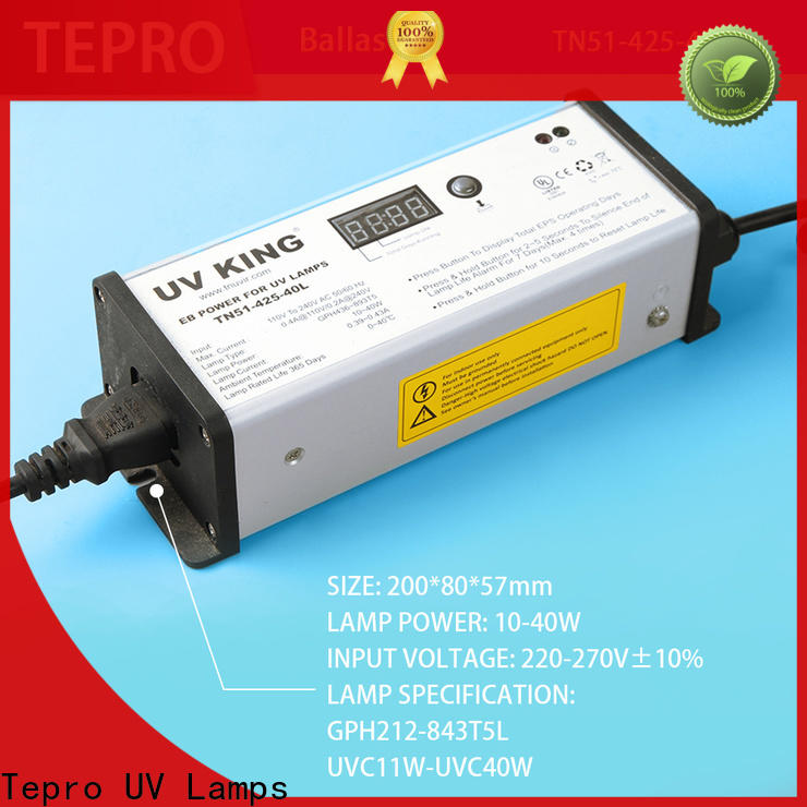 High-quality fluorescent ballast rl1800100 supply for laboratory