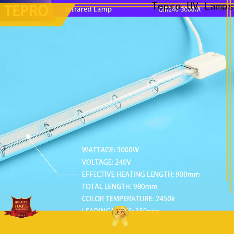 Tepro qir2402000a infrared health lamp supply for factory