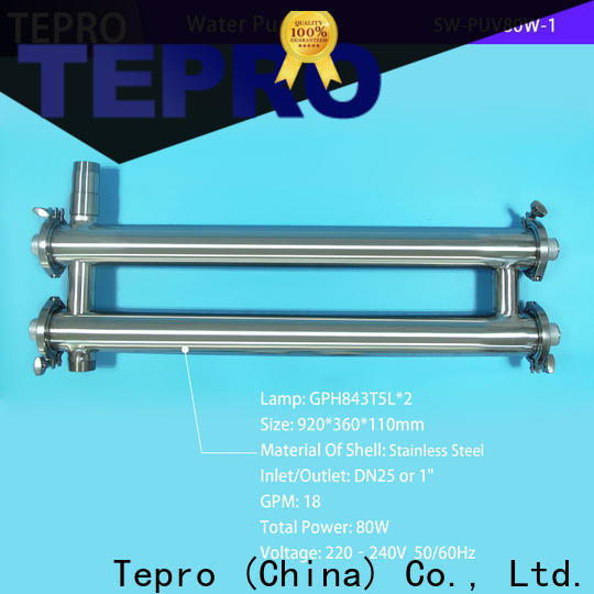 Tepro uvs03 water purifier offer price for business for fish tank