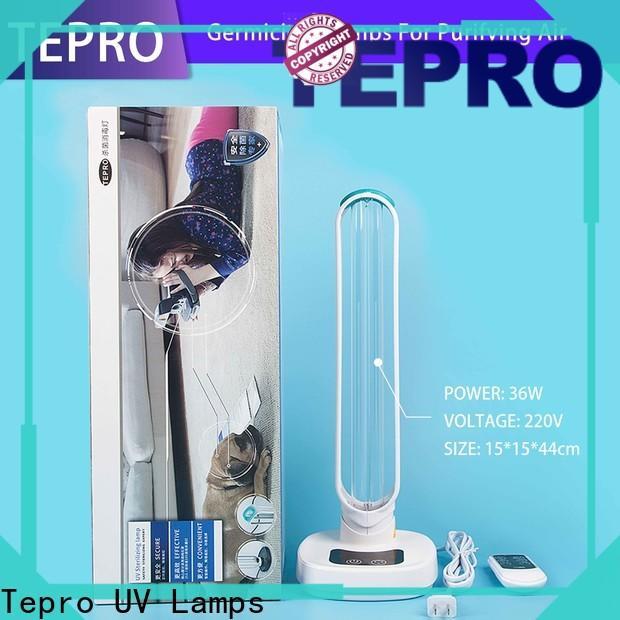 Tepro 80℃ uvb light bulbs suppliers for aquarium