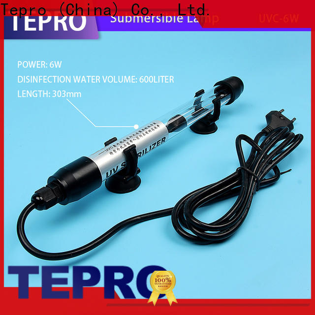 Tepro uvc 9w uv lamp tubes manufacturers