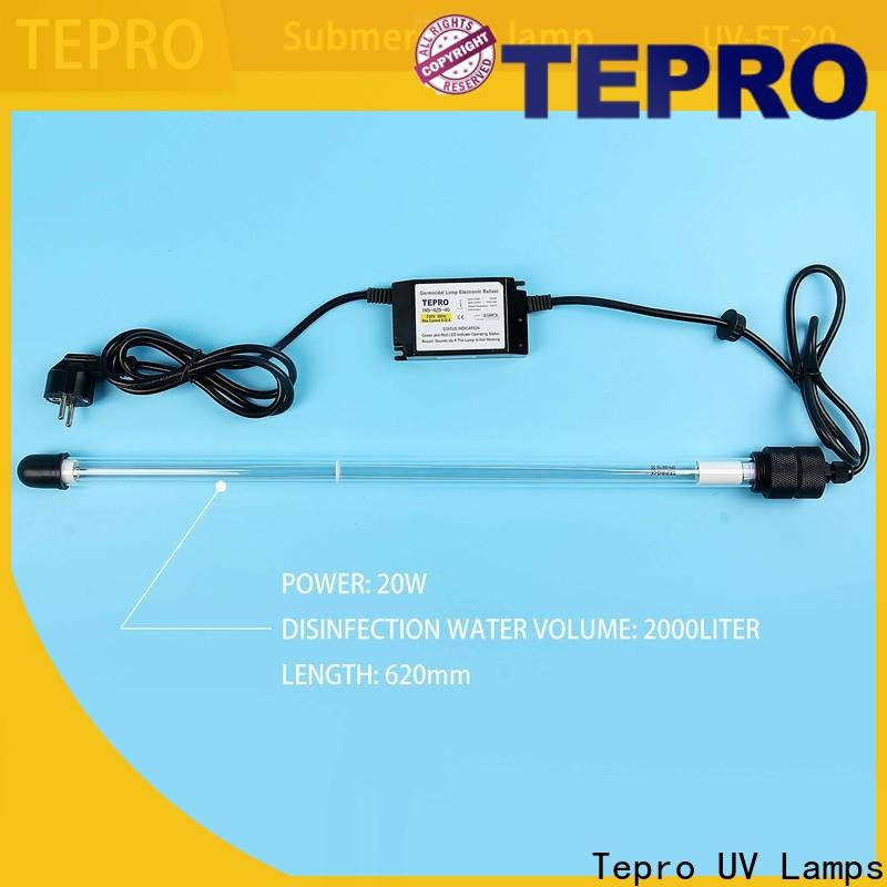 Tepro Latest uv tube for water purifier for business for home