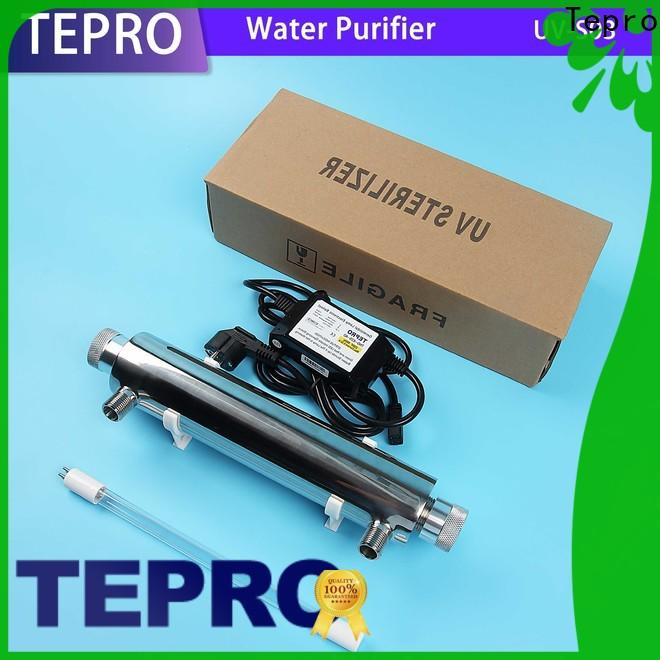 Tepro uvd08 buy ro water purifier company for aquarium