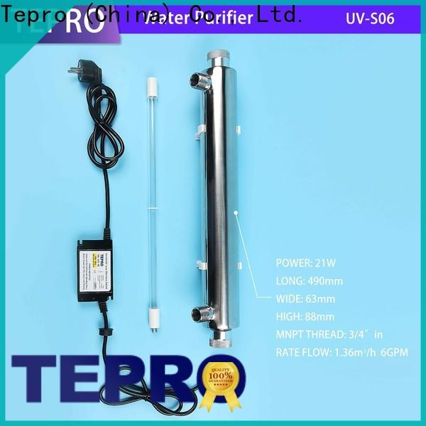 Tepro 6gpm ro water purifier filters factory for fish tank