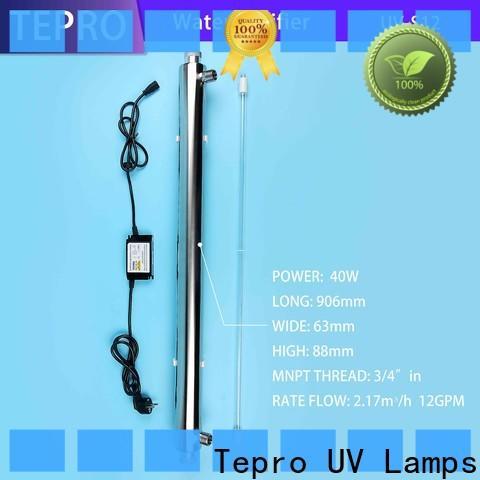 Custom uv antibacterial light gu100wvh company for aquarium