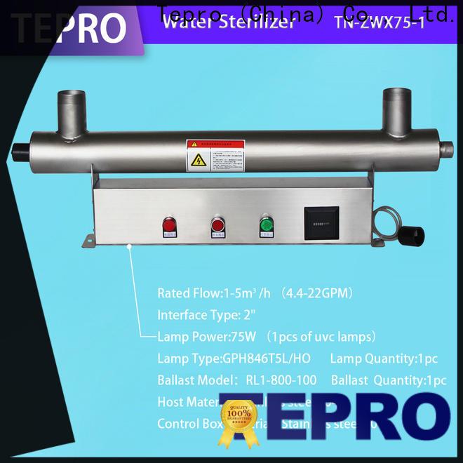 Tepro tnzwx10010 sterilizer equipment factory for reptiles