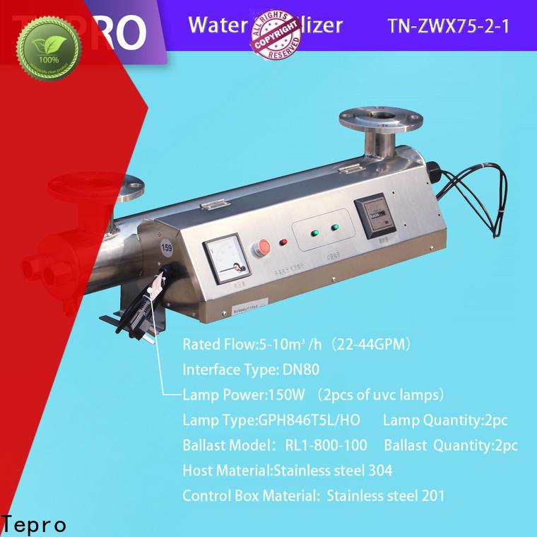 Tepro Custom small uv sterilizer factory for aquarium