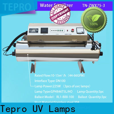 Tepro New pond sterilizer for business for pools