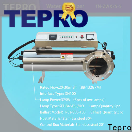 Tepro Best water filter uv sterilizer supply for reptiles