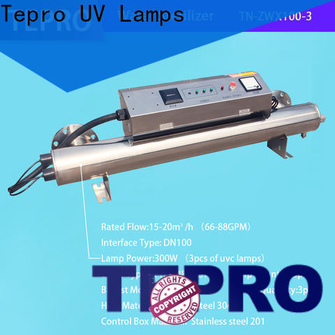 Tepro New gas sterilizer for business for hospital