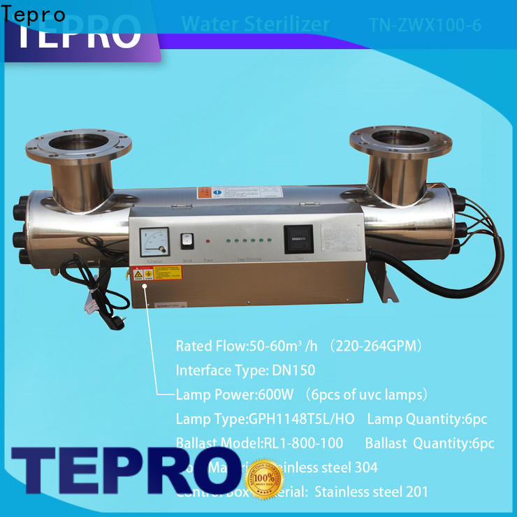 Tepro t6 uv light nail polish supply for hospital