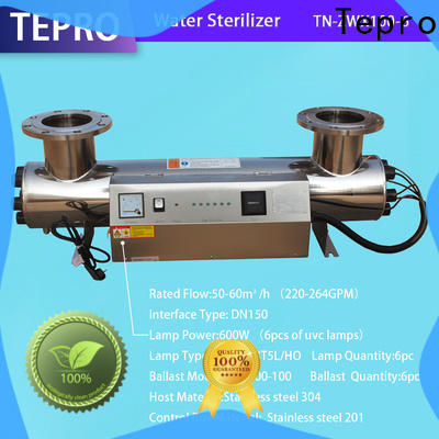 Tepro Best aa aquarium uv sterilizer for business for hospital