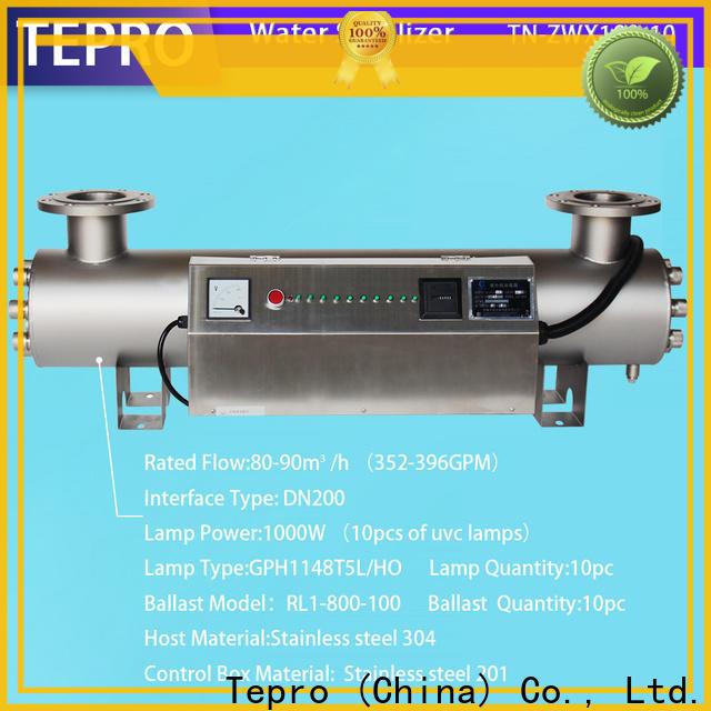 Tepro Best inline uv sterilizer aquarium for business for aquarium