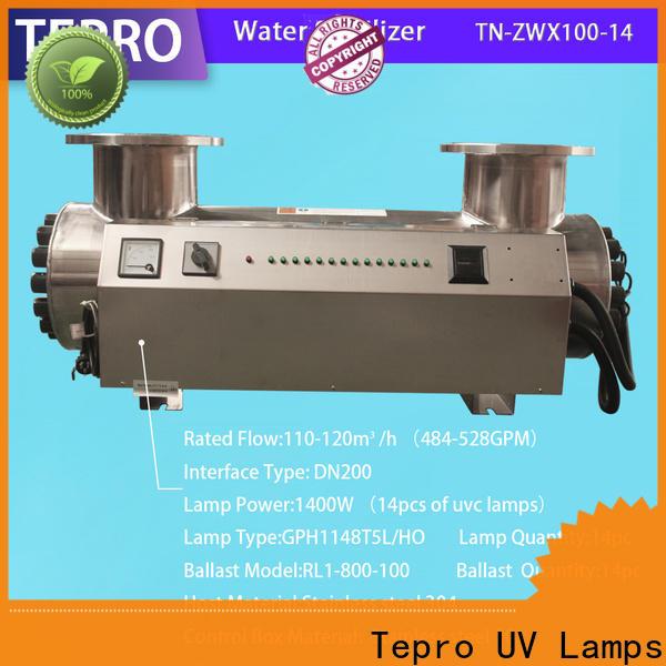 Tepro wastewater steam sterilizer manufacturers for aquarium