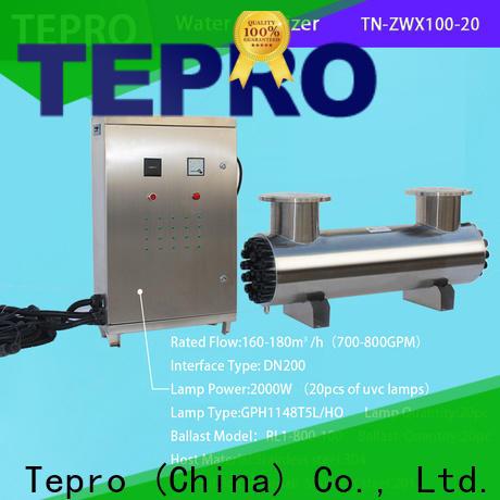 Tepro s810rl submersible uv light manufacturers for hospital
