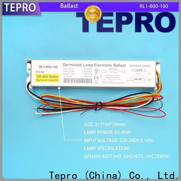 Tepro shape uva uvb light bulbs suppliers for fish tank