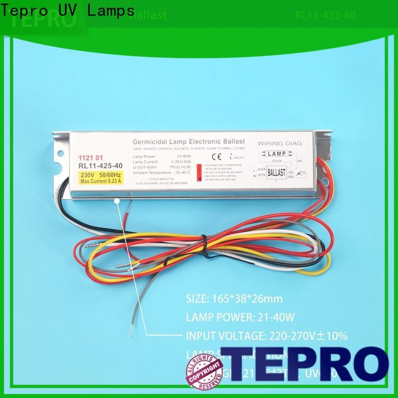 Top electronic ballast for uv lamp t5 manufacturers for factory