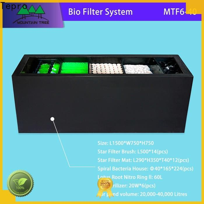 Tepro New best pond filter company for pools