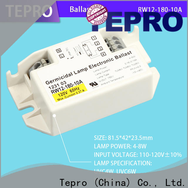 Wholesale uv lamp ballast circuit germicidal supply for fish tank