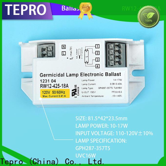 Tepro 100w uv ballast circuit supply for plants