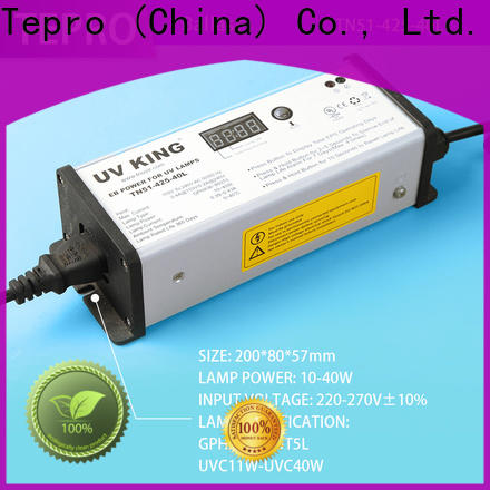 Top ultraviolet light ballast electronic for business for plants
