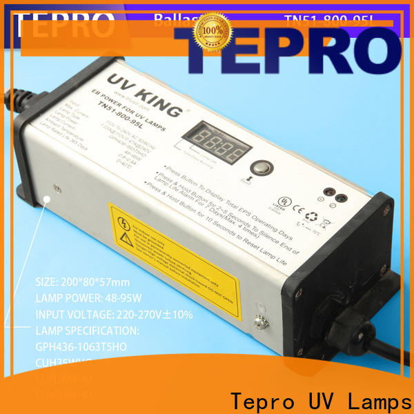 Tepro New electronic ballast circuit company for fish tank