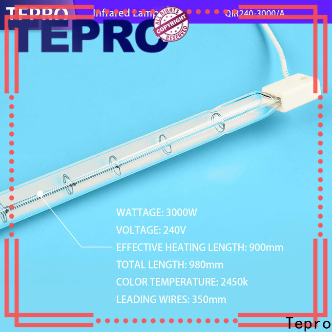 Tepro Latest infrared lamp price manufacturers for factory