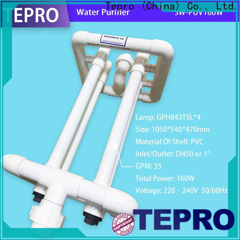 Tepro Wholesale uv water treatment manufacturers for aquarium