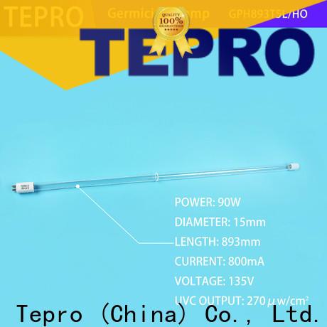 Tepro pipe uvb bulb factory for aquarium