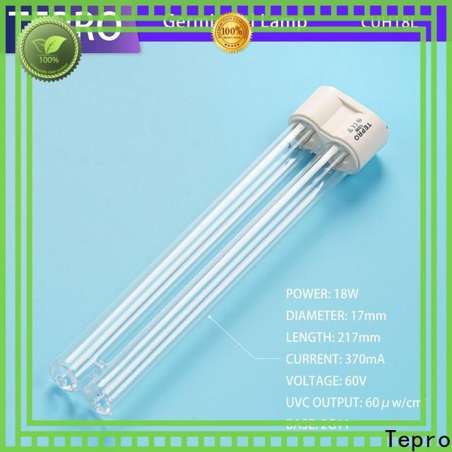 Wholesale ultraviolet lights for sale 2g11 for business for plants