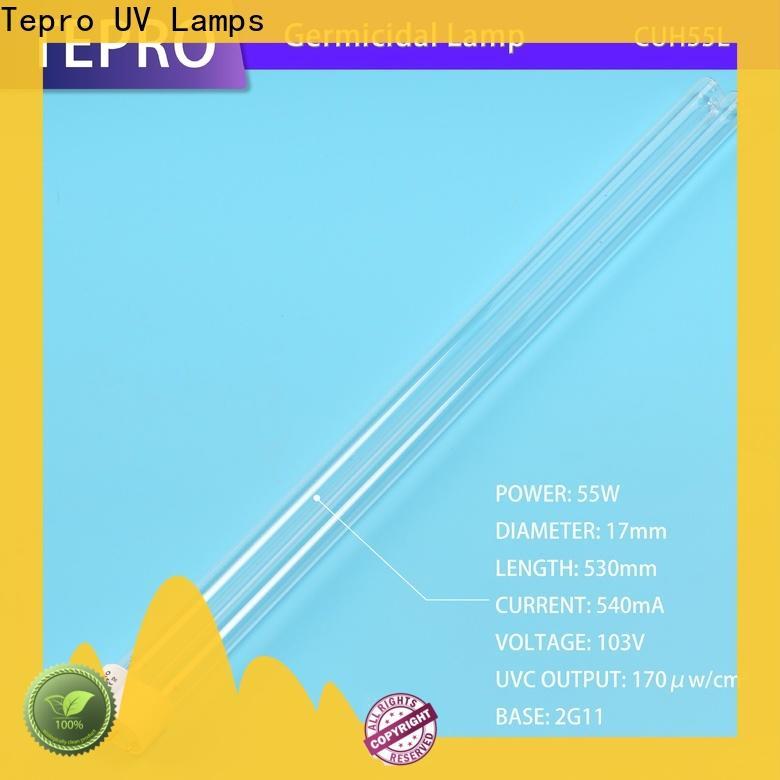 Tepro Custom uv sterilizer bulb supply for pools