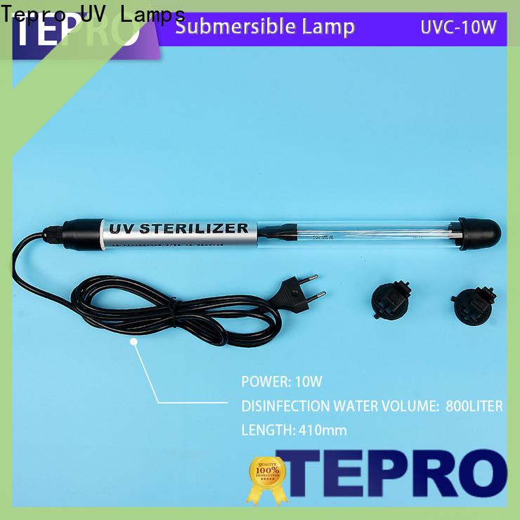 Tepro outside uv light filtration manufacturers for well water