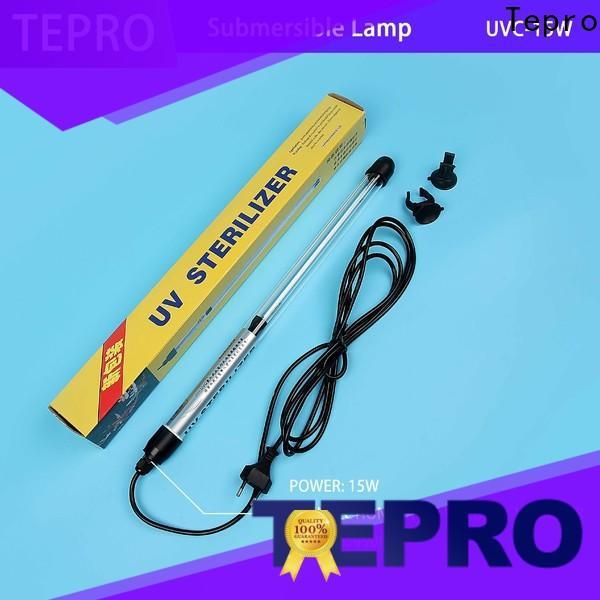 Tepro 40w uv led tube light factory for well water