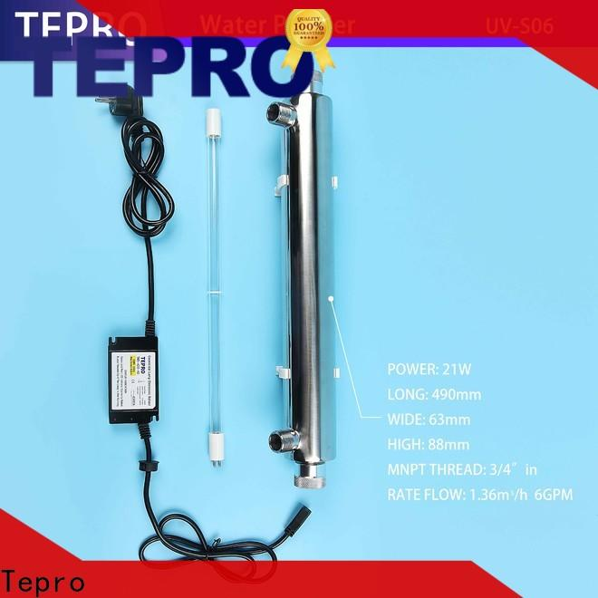 Tepro automatic ultraviolet bulb suppliers for fish tank