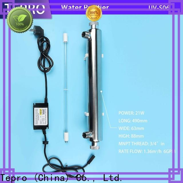 Tepro better water purifier for business for hospital