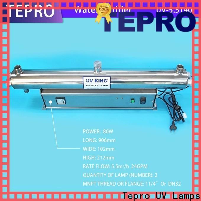 Tepro Best uvc bulb factory for hospital