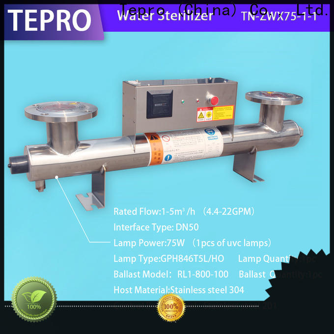 Tepro High-quality uv antibacterial light factory for pools