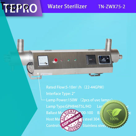 Tepro High-quality uvc light factory for pools