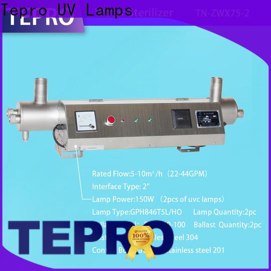Tepro uvc uv aquarium filter sterilizer suppliers for reptiles