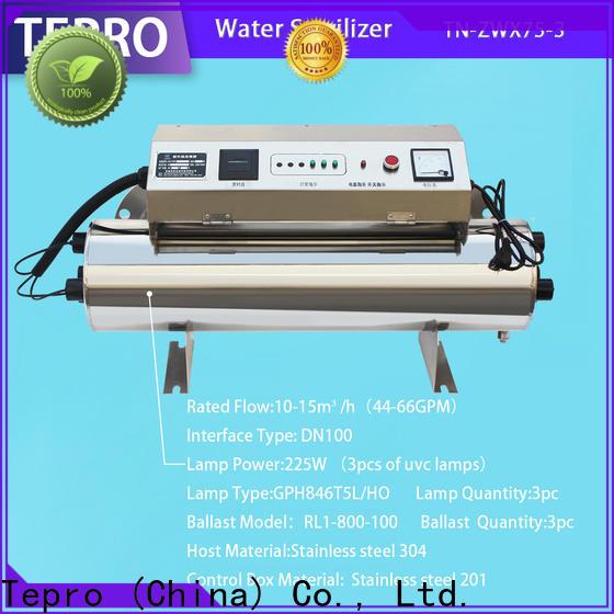 Tepro 700800gpm aquarium ultraviolet sterilizer factory for pools