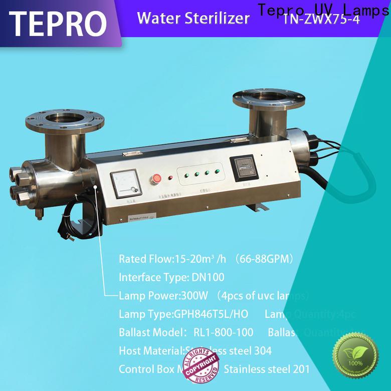 Tepro tnzwx1003 ultraviolet light water purification company for aquarium