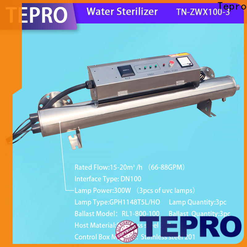 Tepro curing uvc light suppliers for hospital