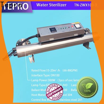 Tepro power aqua pond uv sterilizer manufacturers for aquarium