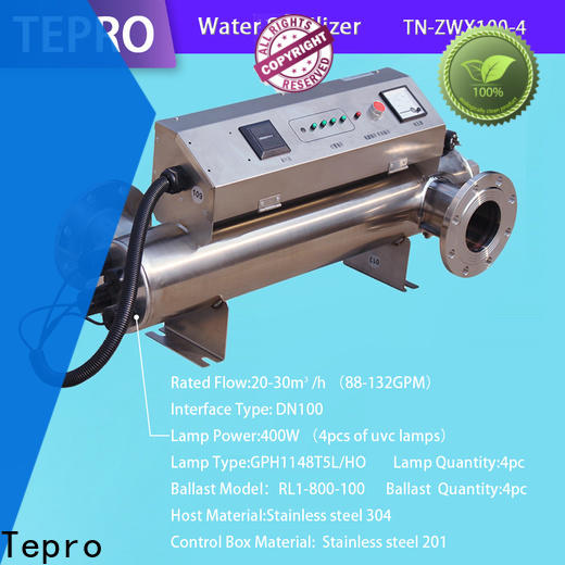 Tepro cuh55l uv lamps for sale supply for fish tank